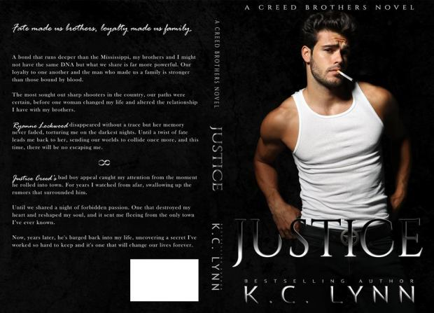 JUSTICE FULL JACKET COVER