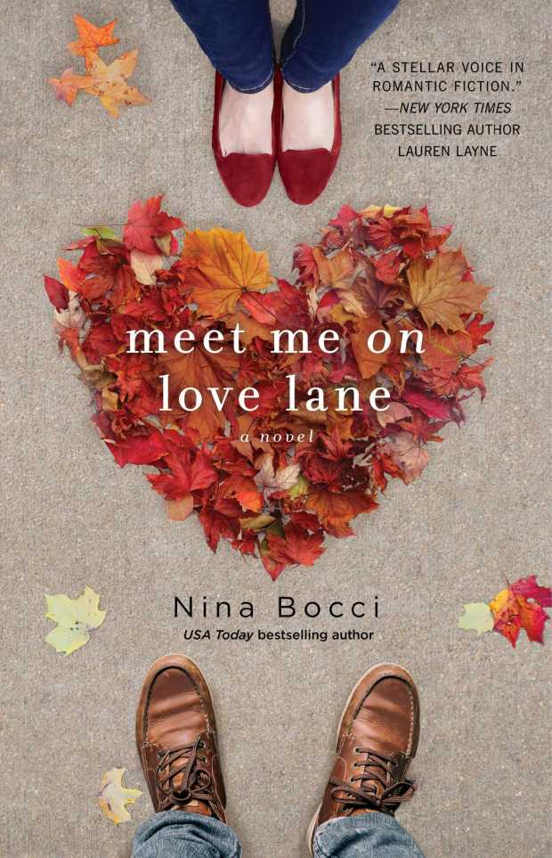 Meet Me on Love Lane Cover